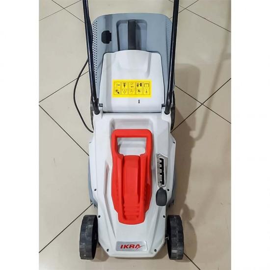 Ikra IELM 1232 Elektrikli Çim Biçme Makinesi 1200W