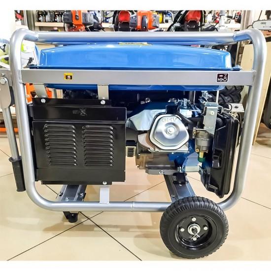 Solax YM10000LQE Marşlı Monofaze Benzinli Jeneratör