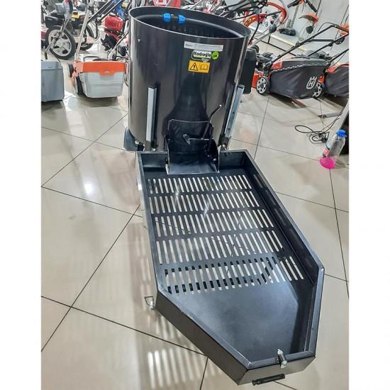 Kadıoğlu Sehpalı Devir Ayarlı Ceviz Soyma Makinesi 170 Litre