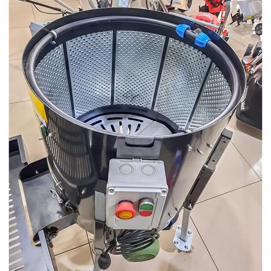 Kadıoğlu Sehpalı Rendeli Ceviz Soyma Makinesi 170 Litre