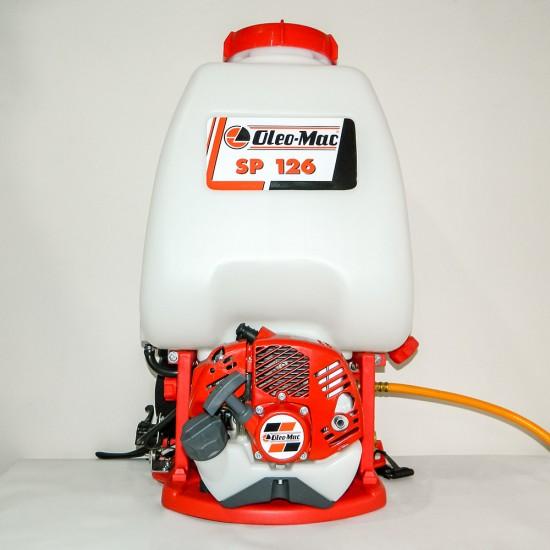 Oleo-Mac SP 126 İlaçlama Makinesi 1.2 Hp