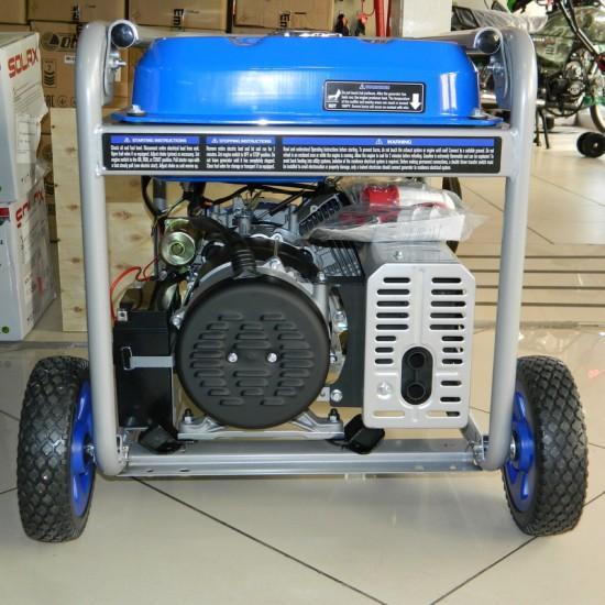 Datsu DBJ 11000 E3 Marşlı Trifaze Benzinli Jeneratör