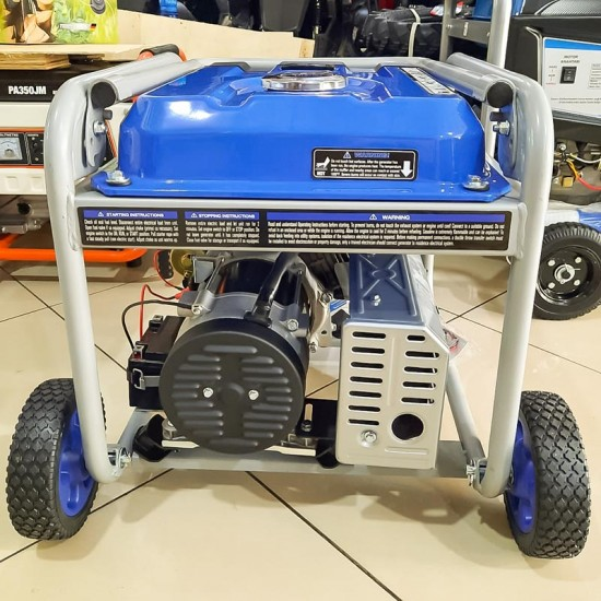 Datsu DBJ 4800E Marşlı Benzinli Jeneratör