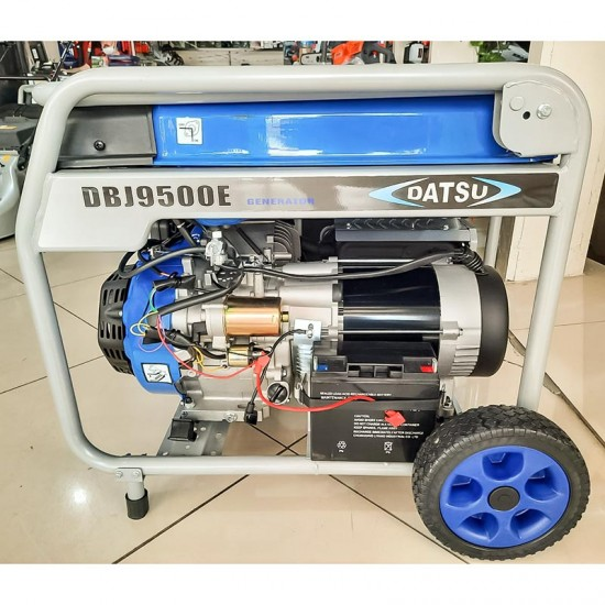 Datsu DBJ 9500E Monofaze Benzinli Jeneratör