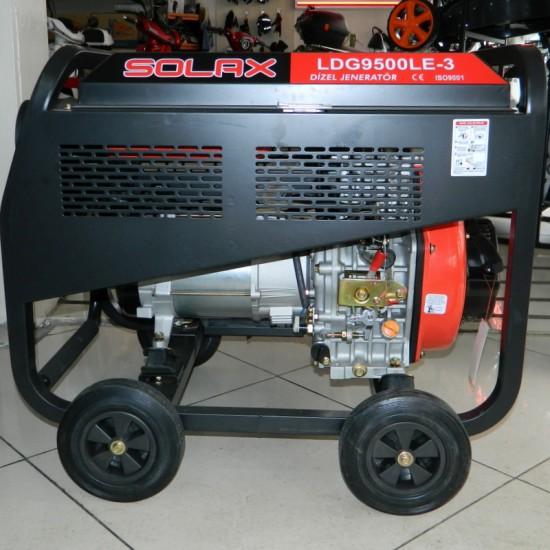 Solax LDG9500LE3 8.1 KW Trifaze Jeneratör