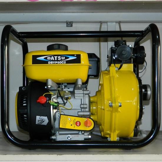 Datsu DBYP 50 2 lik Yüksek Basınçlı Benzinli Su Motoru