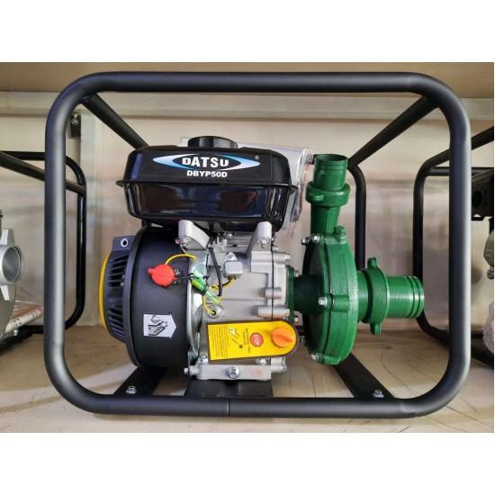 Datsu DBYP 50 D 2lik Benzinli Yüksek Basınçlı Su Motoru