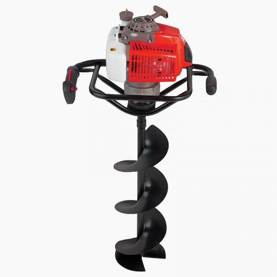 Solax HRD6501 Topra Burgu Makinesi 3.0 Hp 30 cm