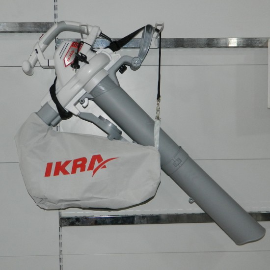 İkra ILS 3000 Elektrikli Yaprak Toplama Ve Üfleme Makinası