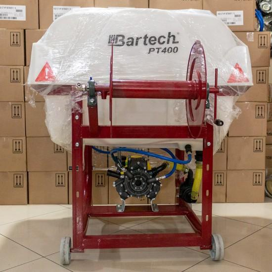 Bartech PT400 Pulverizatör - Traktör Arkası İlaçlama Makinesi - 400 Litre