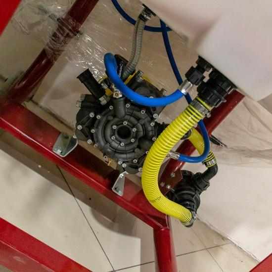 Bartech PT600 Pulverizatör - Traktör Arkası İlaçlama - 600 Litre