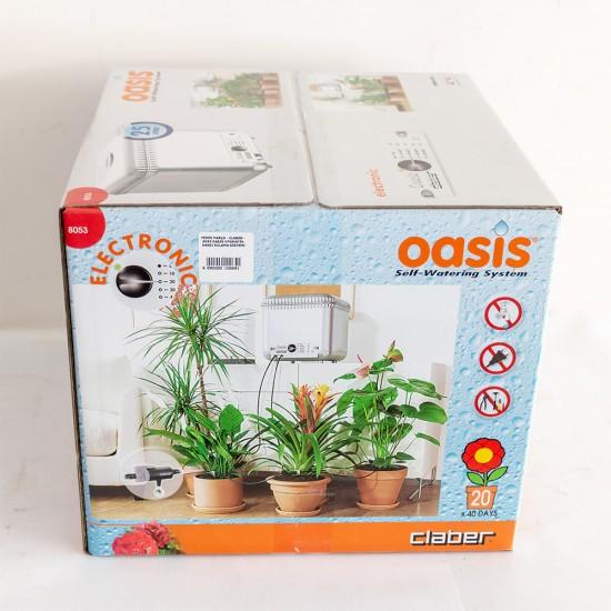 Claber 8054 Oasis Otomatik Saksı Sulama Sistemi