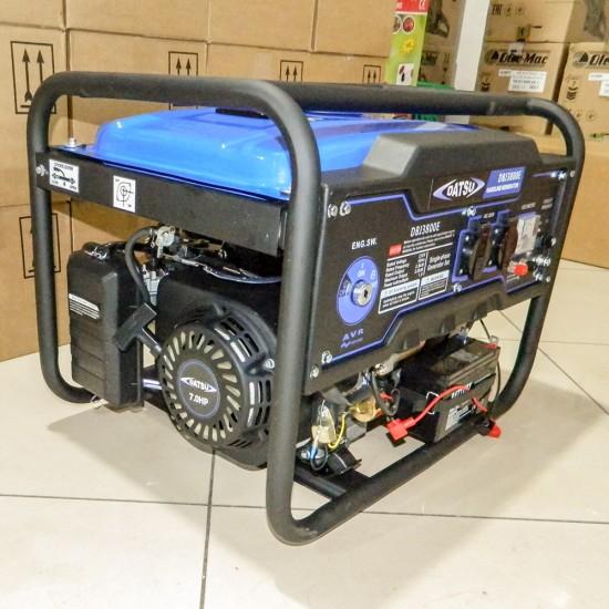Datsu DBJ3800E Benzinli Jeneratör - Marşlı - 2.8 kVA