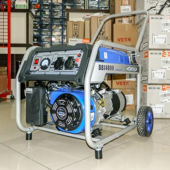 Datsu DBJ4800 Benzinli Jeneratör - İpli - 3.8 kVA