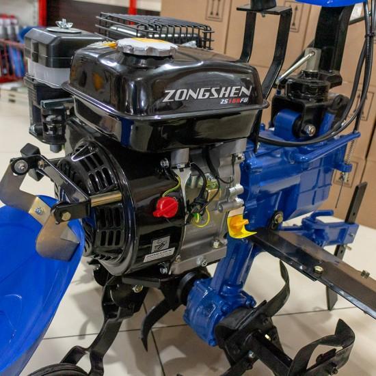Demirtay DT250 Benzinli Çapa Makinesi - Zongshen ZS168FB Motorlu - 6.5 Hp