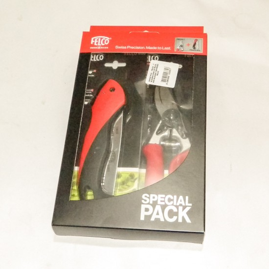 Felco 7 Budama Makası / Felco 600 Budama Testeresi - Special Pack