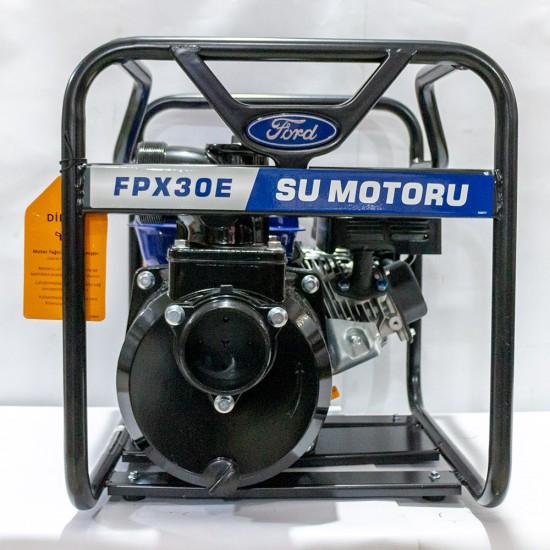 Ford FPX30E Benzinli 3 Su Motoru - 7 Hp