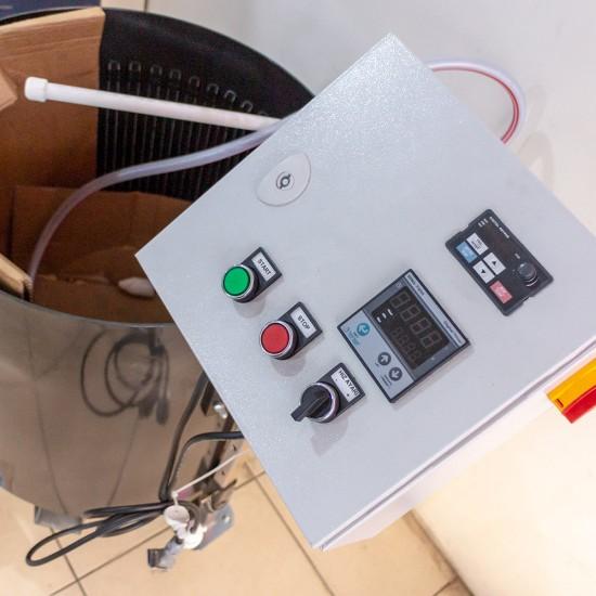 Kadıoğlu Ceviz Soyma Makinesi - Devir Ayarlı - 170 Litre