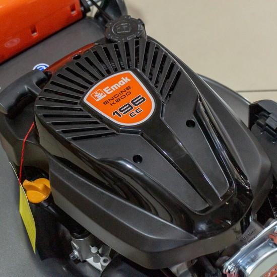 Oleo-Mac G53 PK Comfort Plus Benzinli Çim Biçme Makinesi - 196 cc