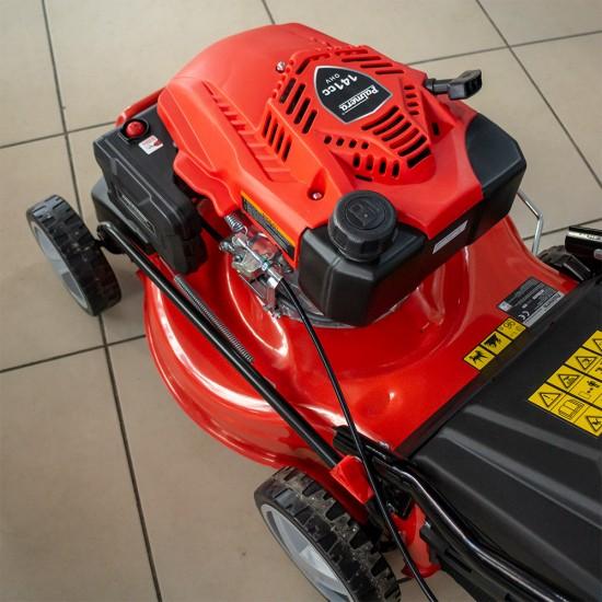 Palmera DM46P-DO140 Benzinli Çim Biçme Makinesi - 140 cc