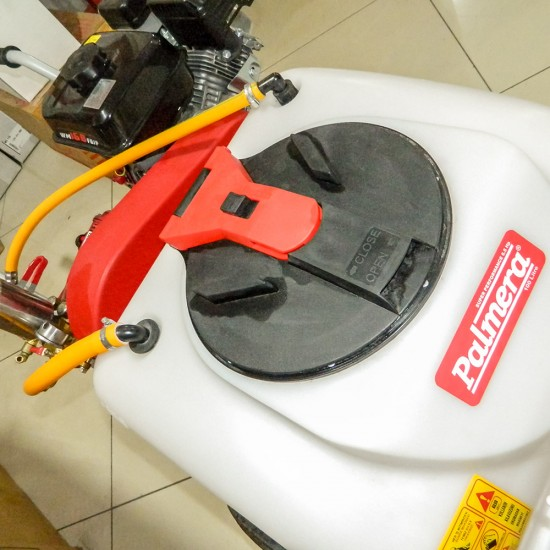 Palmera PA100L Benzinli İlaçlama Makinesi - Tekerlekli - 100 Litre