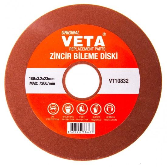 Palmera Veta  VT10832 Zincir Bileme Makinesi Diski