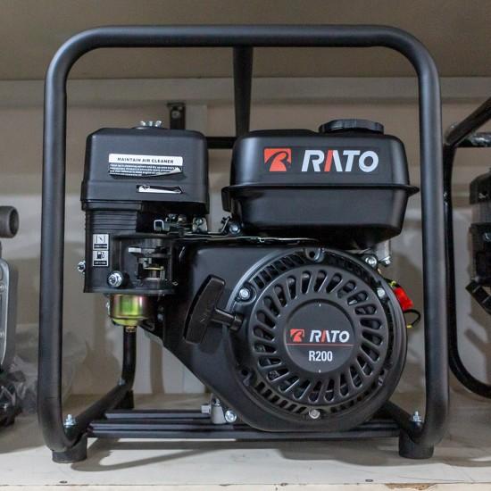 Rato RT 30 Benzinli 3 Su Motoru - 6.5 Hp