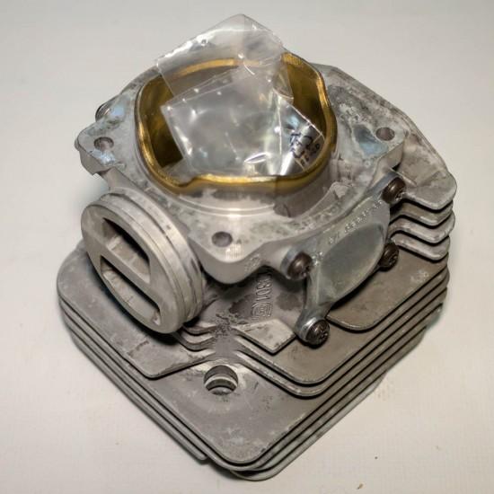 Silindir + Piston - Husqvarna 372X-Torq / Jonsered 2172 - 50mm - %100 Orijinal