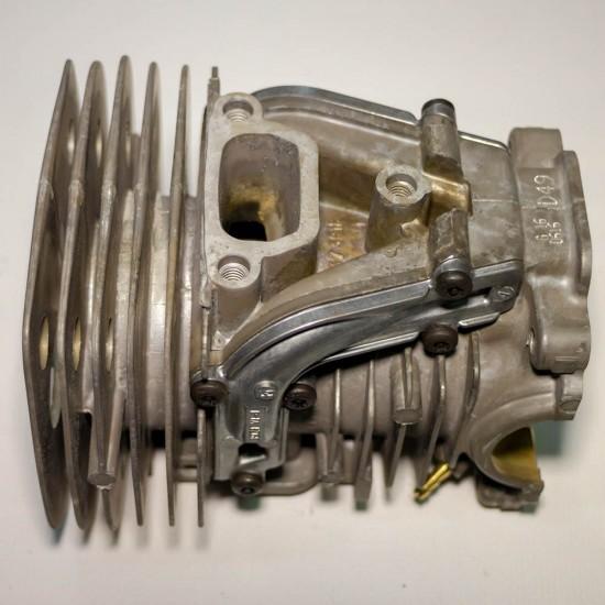 Silindir + Piston - Husqvarna 461 - 49mm - %100 Orijinal