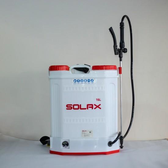 Solax CF16-C Akülü İlaçlama Makinesi - 16 Litre