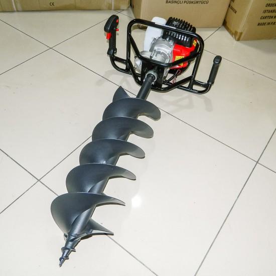 Solax HRD5204 Toprak Burgu Makinesi - 20 cm - 1.9 Hp