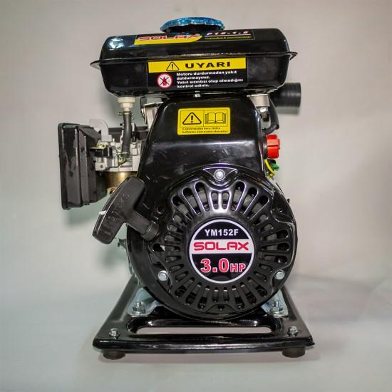 Solax P15-1.5 Benzinli 1.5 Su Motoru - 3 Hp