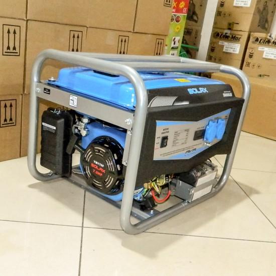 Solax YM4000LQE Benzinli Jeneratör - Marşlı - 4 kVA