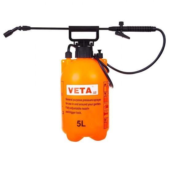 Veta 5B Manuel Kollu İlaçlama Pompası - 5 Litre