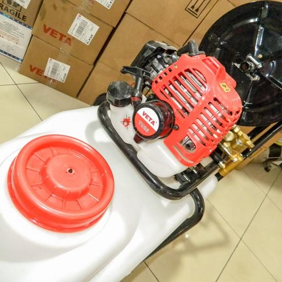 Veta OS-60T Benzinli İlaçlama Makinesi - Tekerlekli - 60 Litre