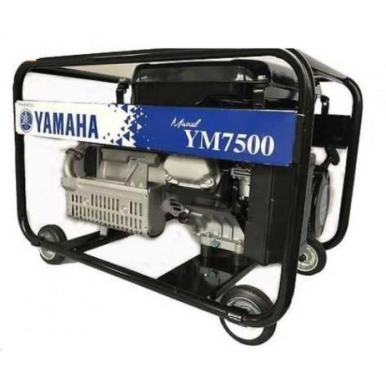 Yamaha YM7500 Benzinli Jeneratör - Marşlı - 7 kVA